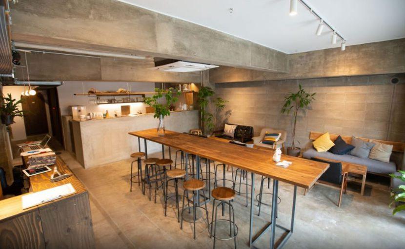 京都ゲストルームにてルバーブソース試食会